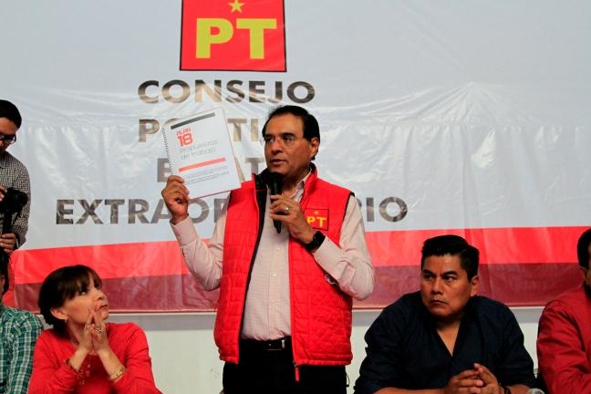 PT aprueba Proyecto de Nación 1